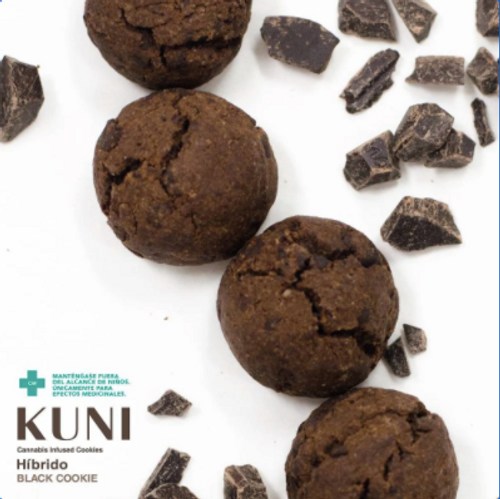 [NG] Kuni Black Chocolate Cookie 10mg