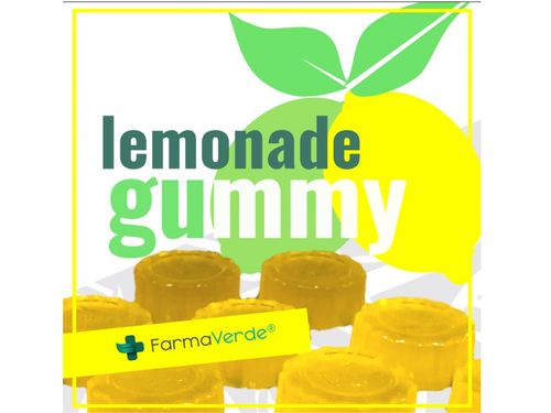 [FV] Lemonade Gummy 25mg