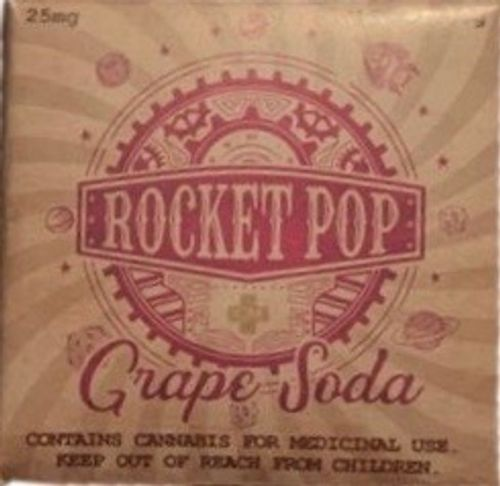[YOSH] Lollipops Grape Soda