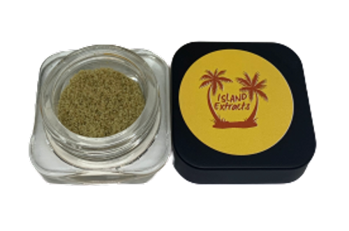 [PRICH] Hash Ice 1g- Golden Nugget