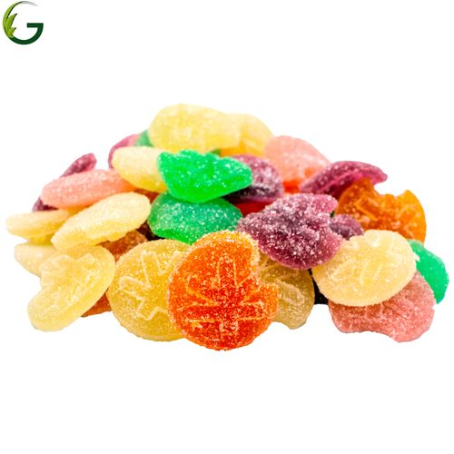 Organic Assorted Gummies 500mg (Medical Only)