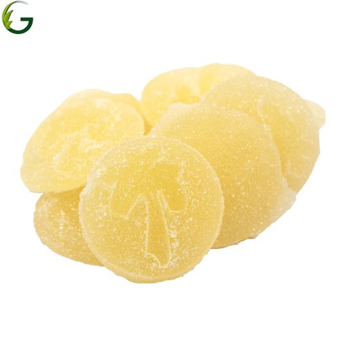 Organic Pina Colada Gummies 250mg (Medical Only)