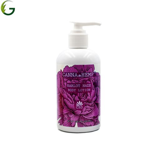 CBD Harlot Haze Body Lotion 100mg