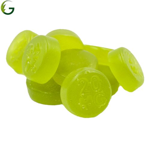 Sour Apple Gummies 200mg (Medical Only)