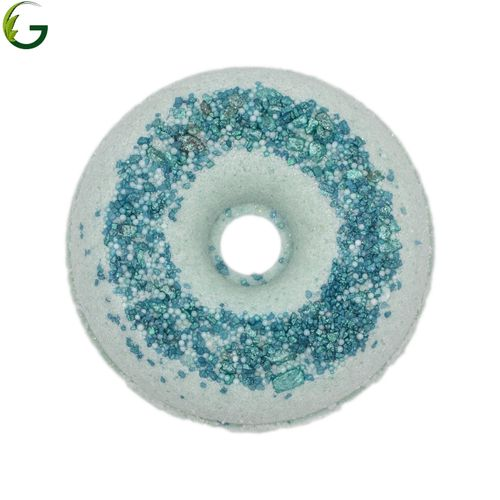 Eucalyptus Mint CBD Donut Bathbomb 100mg