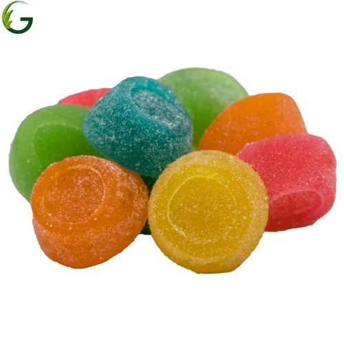 Mixed Flavor Gummies 100mg