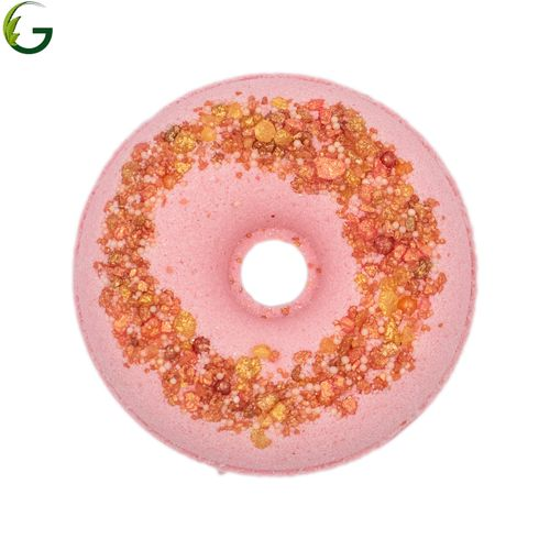 Peach Margarita CBD Donut Bathbomb 100mg