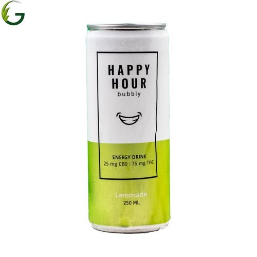 Happy Hour Lemonade 3:1 75mg