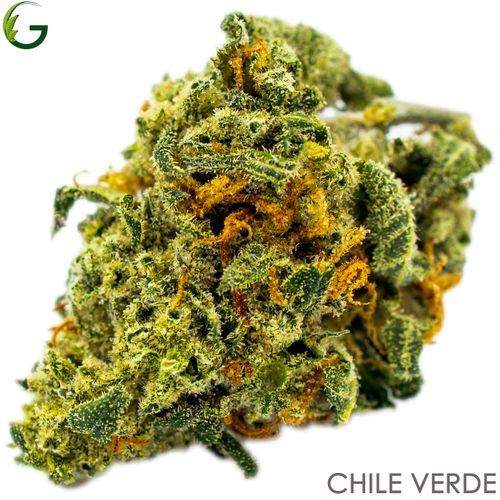 Chile Verde (H) 3.5g