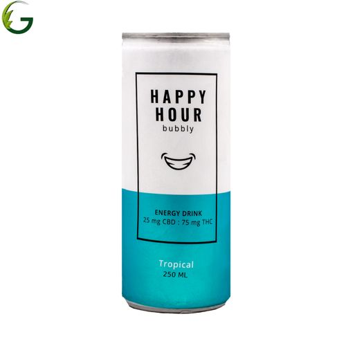 Happy Hour Tropical 3:1 75mg