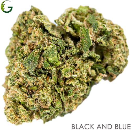 Black and Blue (H) 3.5g