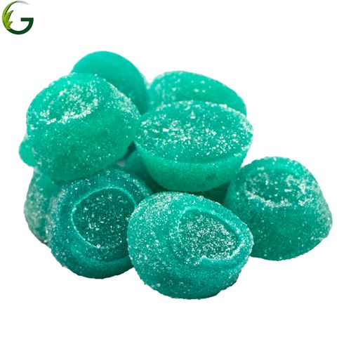 Blue Raspberry Gummies 100mg
