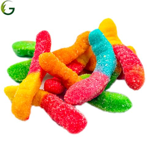 Sour Worms (I) 100mg (Medical Only)