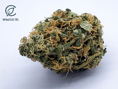 HH Red C14% T9% FL 10545 Flower - 7.0g (Curaleaf)
