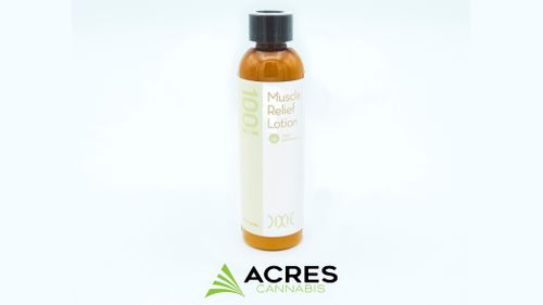 DXE: Muscle Relief Lotion 100 mg