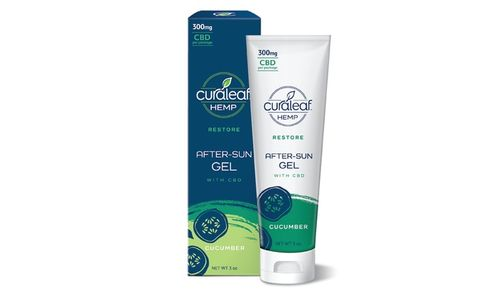 CURA: After-Sun Gel 300 mg