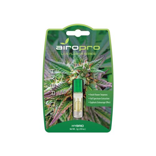 AIR: Hawaiian Gold .5 g Live Flower Cartridge