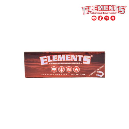 Elements Red Hemp 1 1/4 Papers