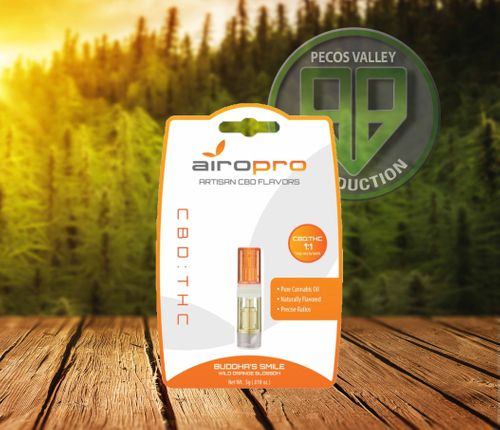 AiroPro Buddha's Smile Airo Cartridge 0.5g
