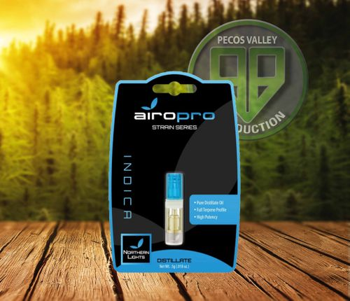 AiroPro Northern Lights Airo Cartridge 0.5g
