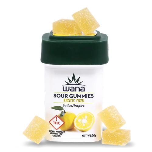 Yuzu Gummy Sativa 1000mg