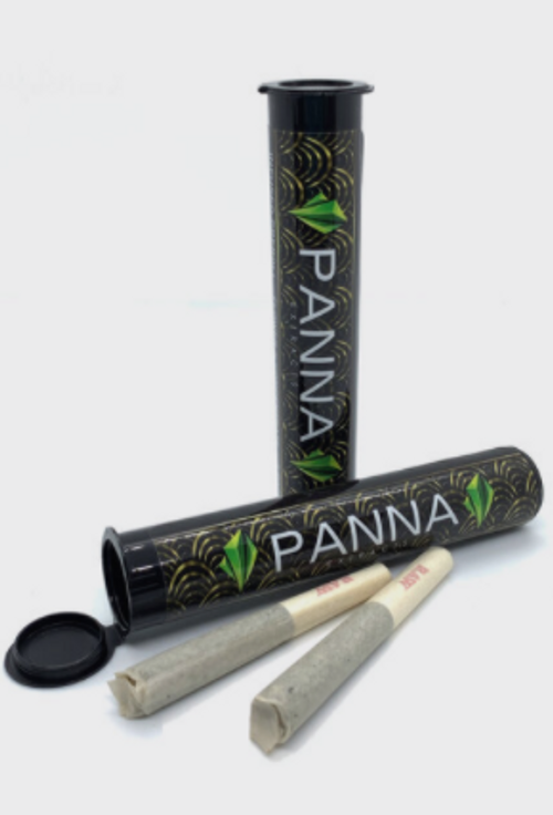 Panna Infused Pre-Roll - Snowy Sunset 1g