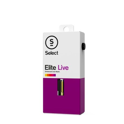 SELECT Elite Live .5g Purple Sunset - Indica