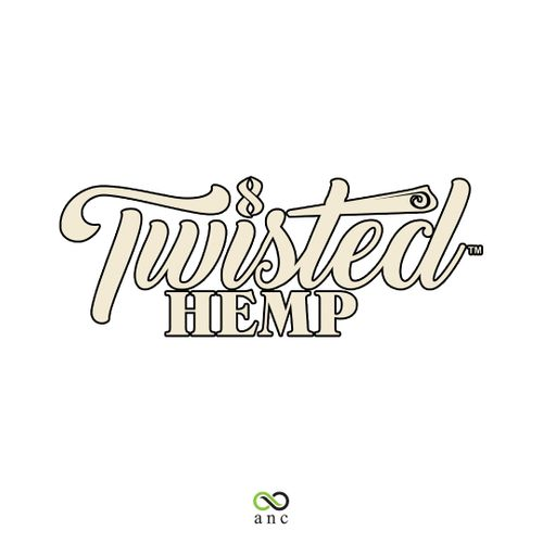 Twisted Hemp Wraps Grape