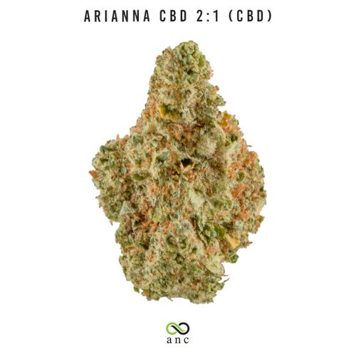 Arianna CBD 2:1 (CBD) | Top Shelf