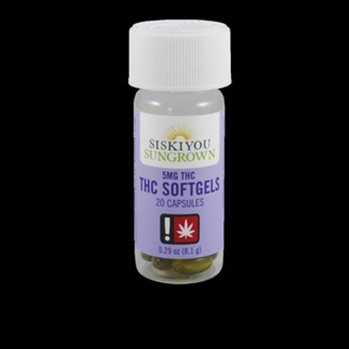 THC Softgels