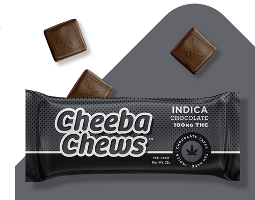 Indica Chocolate Chews