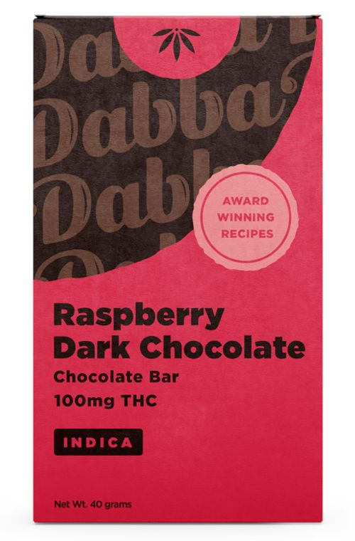 Dabba Raspberry Dark Chocolate (I)