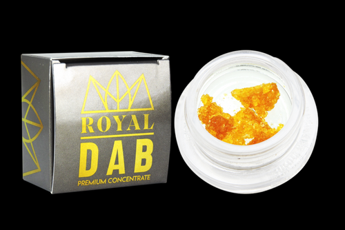 Royal Dab-Caviar Sugar Paradise Citrus 1g