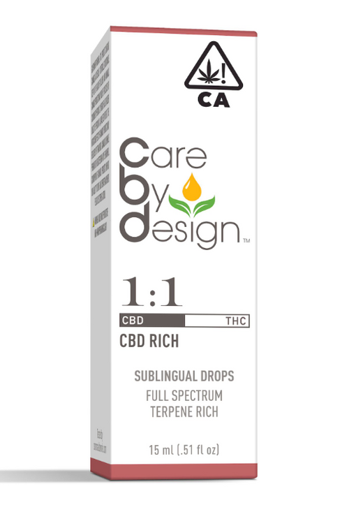 Care By Design-1:1 Drops 15ml