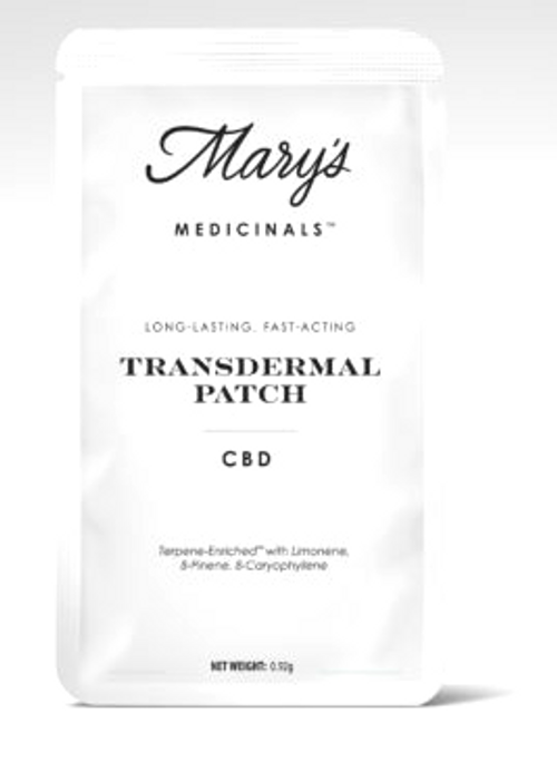 Mary's Medicinals-CBD Patch 0.92g