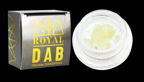 Royal Dab-Caviar Sugar Cake Mix 1g