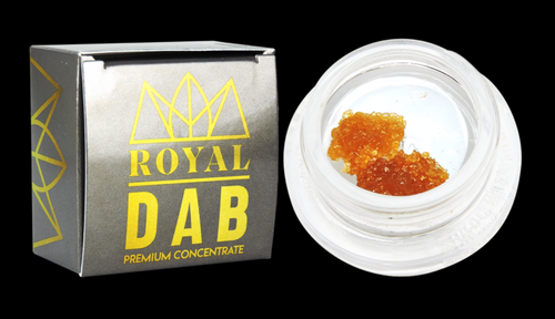 Royal Dab-Caviar Sugar Pie Gal 1g