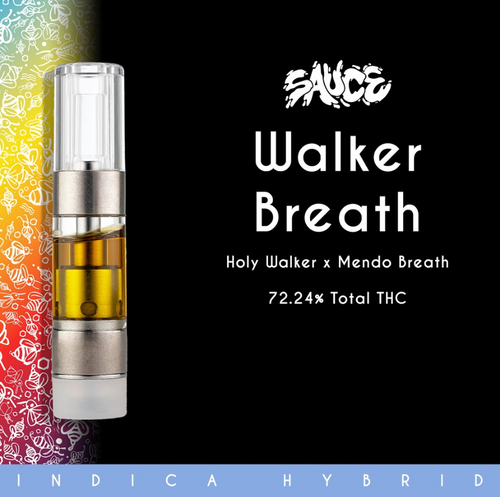 Walker Breath SAUCE 0.5g