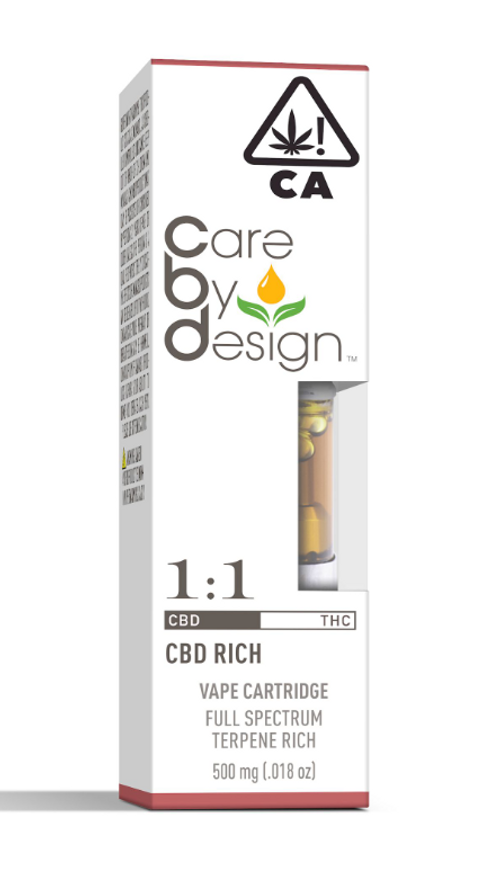 Care By Design-1:1 Cart 0.5g