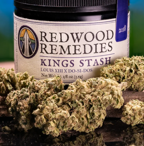 Redwood Remedies-Kings Stash 3.5g
