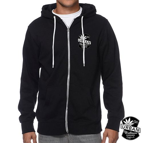 Urban - Black Hoodie (Medium)