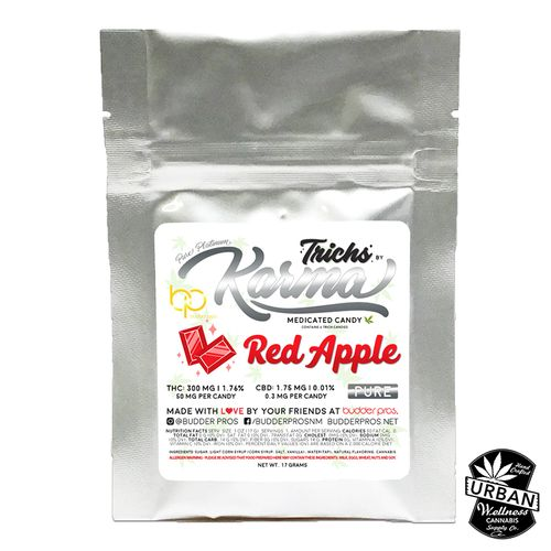 Trichs - Red Apple 250mg (Indica)