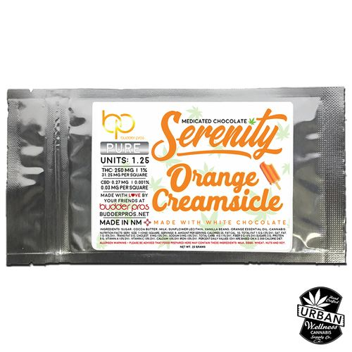 Serenity - Orange Creamcicle 250mg (Hybrid)