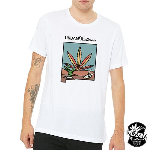 New Mexico Desert T-Shirt (Large)