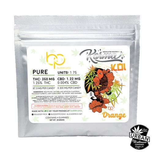 Karma Koi Gummies - Orange (200mg)